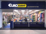 Euro Giant out